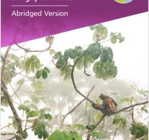 The SG of HCENR endorses the Dasgupta Review report on the Economics of biodiversity