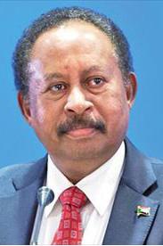 رئيس المجلس الأعلي للبيئة والموارد الطبيعية د. عبد الله آدم حمدوك