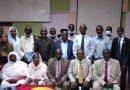 الاجتماع التشاوري عالي المستوى مع قيادات العمل البيئي والتشريعي