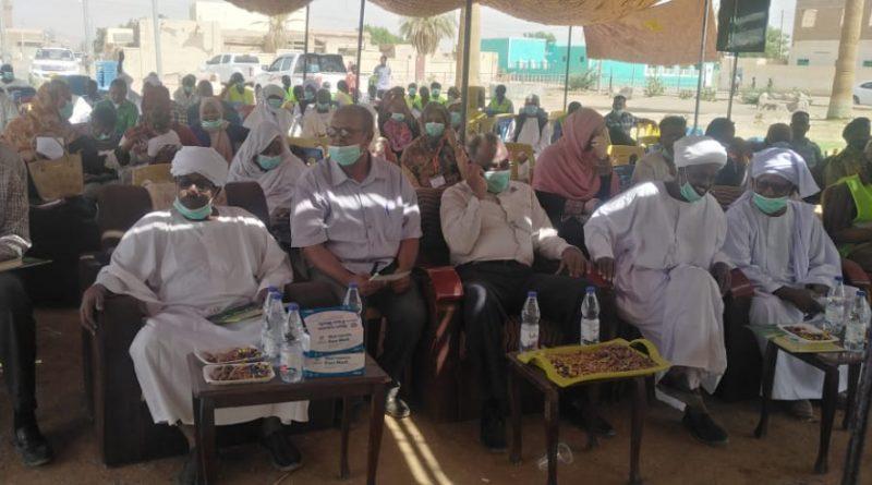 إحتفالات ولاية نهر النيل  بحاضرة الولاية الدامر باليوم العالمي للبيئة