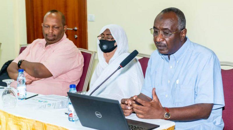 مشروع بناء المرونة للقطاع الزراعي والرعوي يعقد اجتماعه التشاوري الثاني
